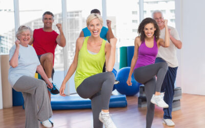 Health Benefits of Zumba in Old Age