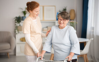 6 Steps to Reduce a Senior's Risk for a Fall
