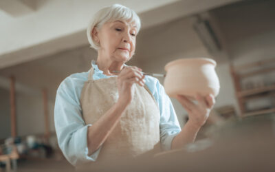 Get Crafty With These Senior-Friendly DIY Projects
